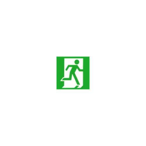 FS18 150 X 150MM RUNNING MAN RIGHT/LEFT