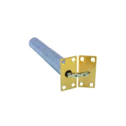 Door Closer D6002 - Concealed Fix EB