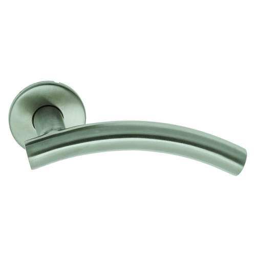 PSS.181.4 POL.ST.ST UNSPRUNG CURVED LEVER