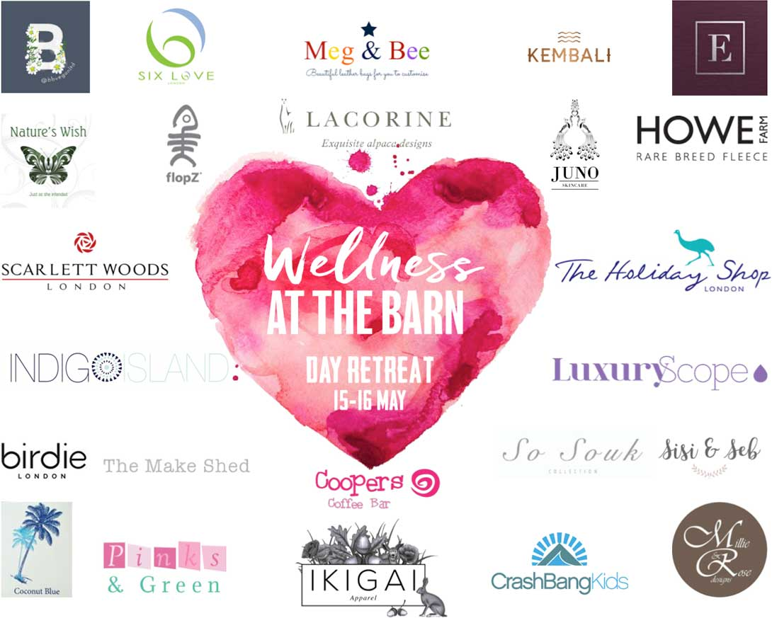 View all the brands at the wellness wednesday!