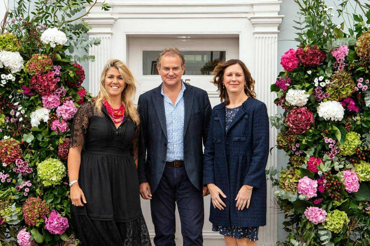 Hugh Bonnerville & The Rare Brand Market, Breast cancer Haven