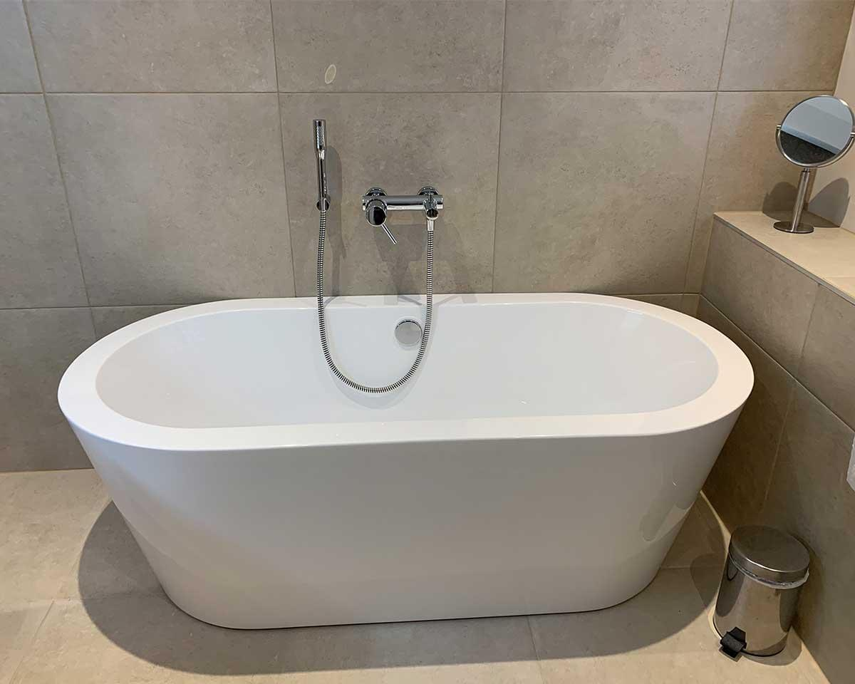 2 Large Bathrooms, Detached House, Wilmslow, Cheshire before 1