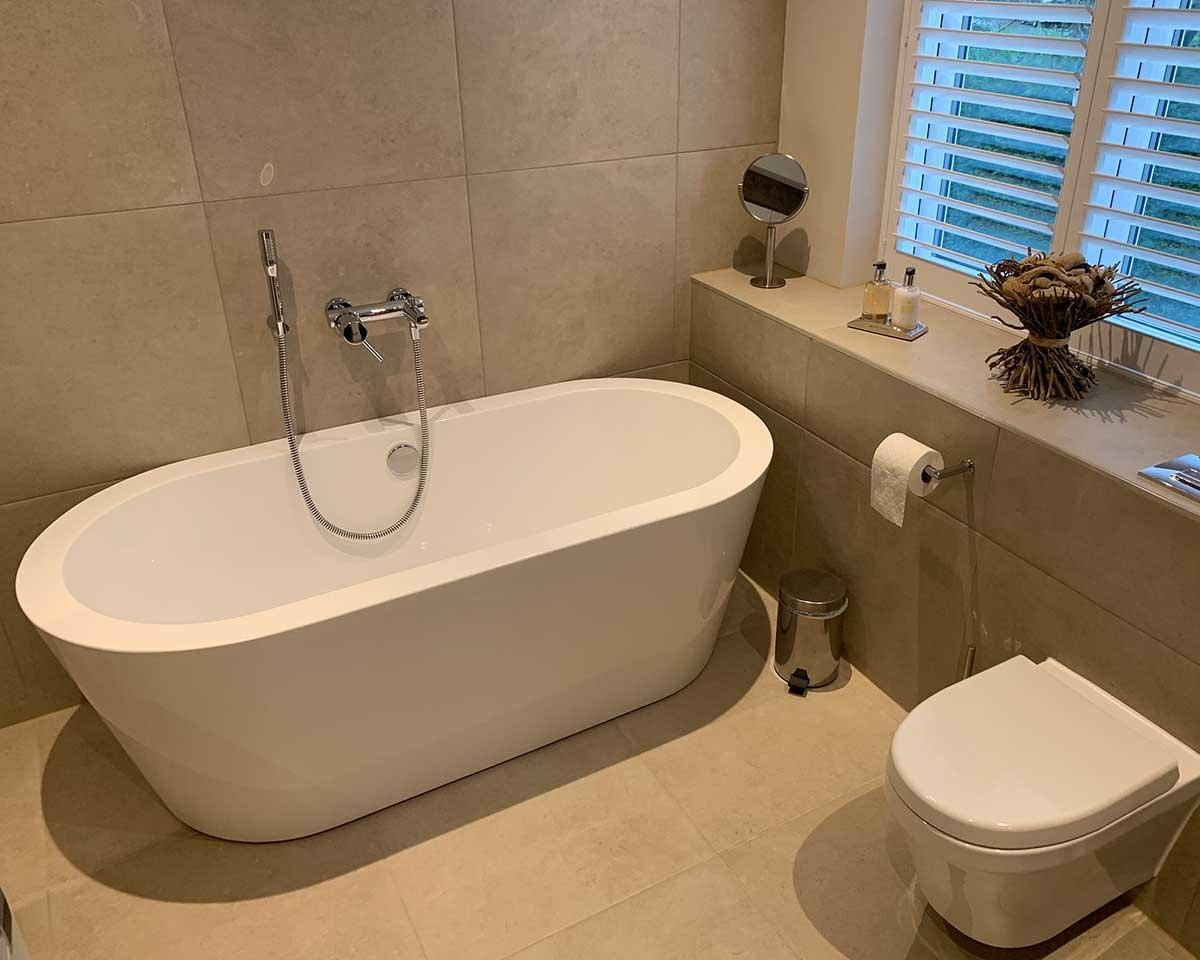 2 Large Bathrooms, Detached House, Wilmslow, Cheshire 2