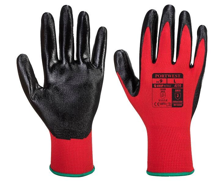 Flexo Grip Nitrile Gloves