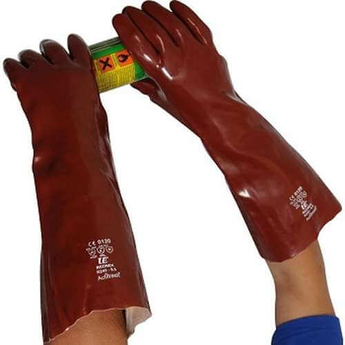 R227 18''UCI Chemical Resistant Gauntlet