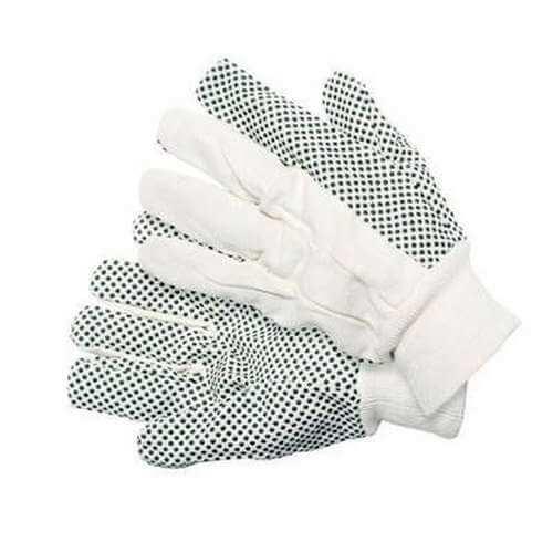 Cotton Polka Dot Glove 8 oz