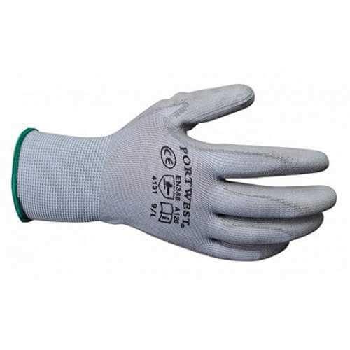 Portwest PU Palm Work Glove A120