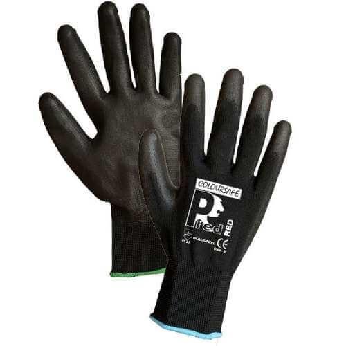 Pred PU Glove Large