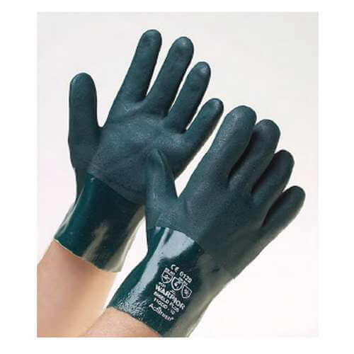 Green Double Dipped Gauntlet 35cm