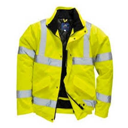 S463 Hi-Viz Bomber jacket