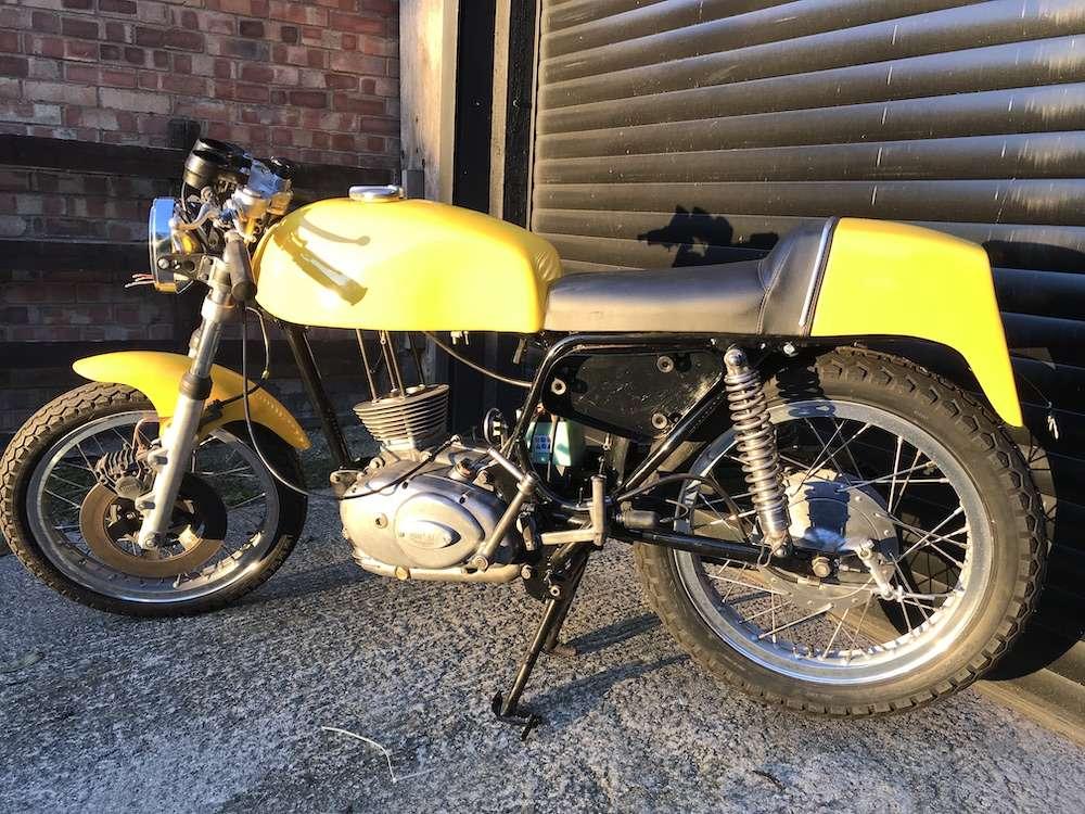 Ducati 350 Desmo 2