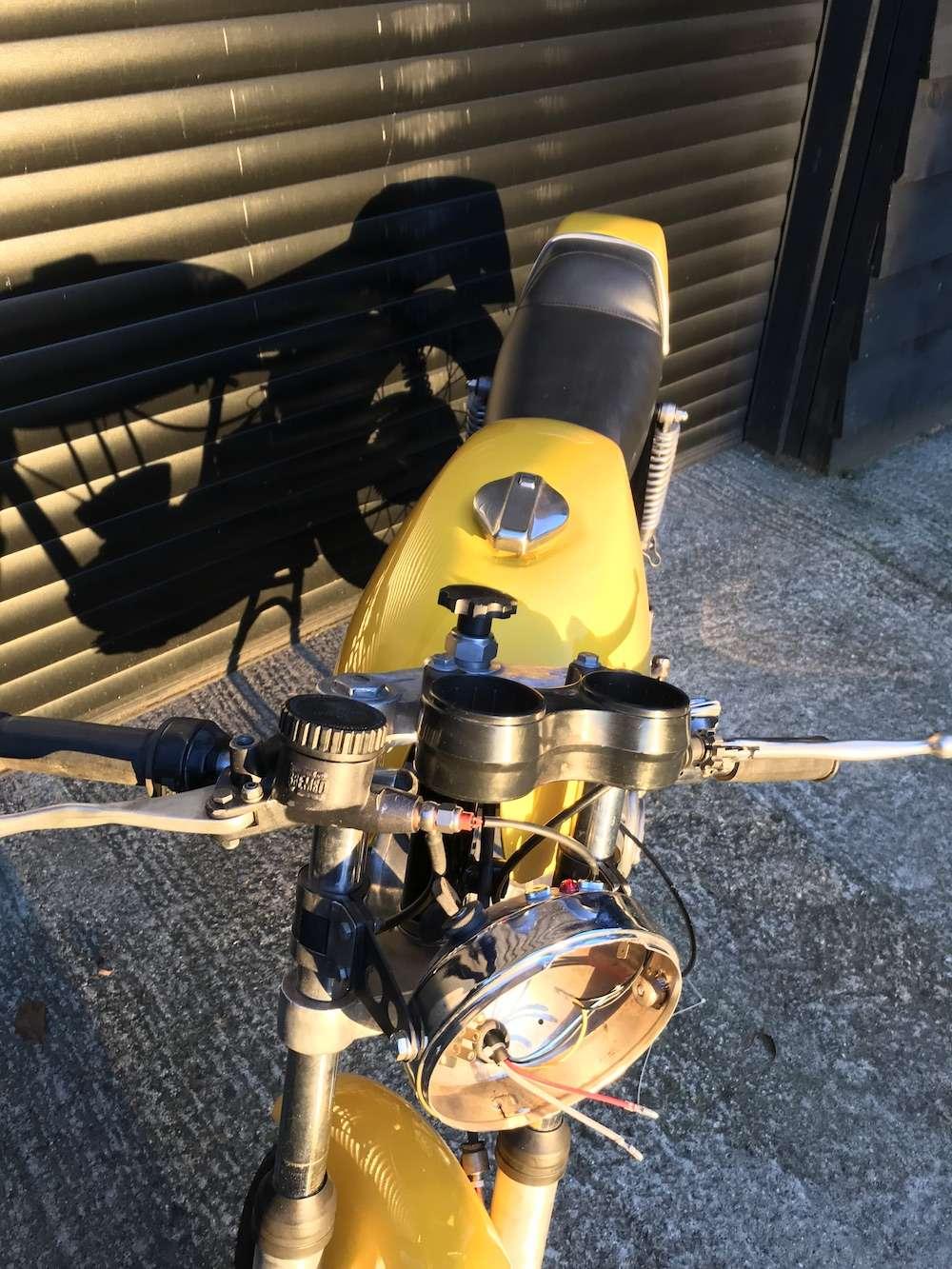 Ducati 350 Desmo 3
