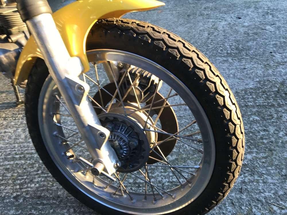 Ducati 350 Desmo 4