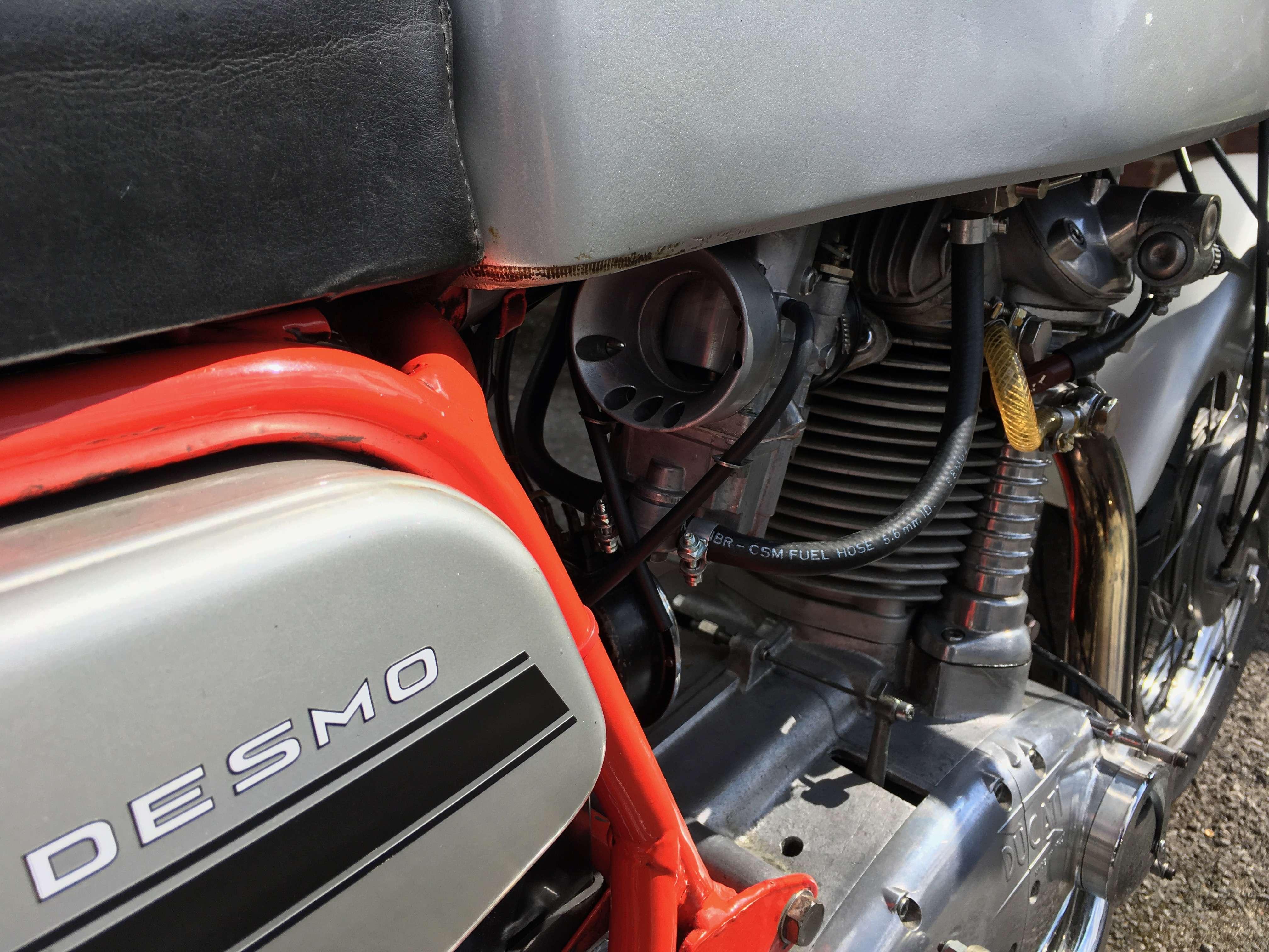 Ducati 450 Desmo 1972 10