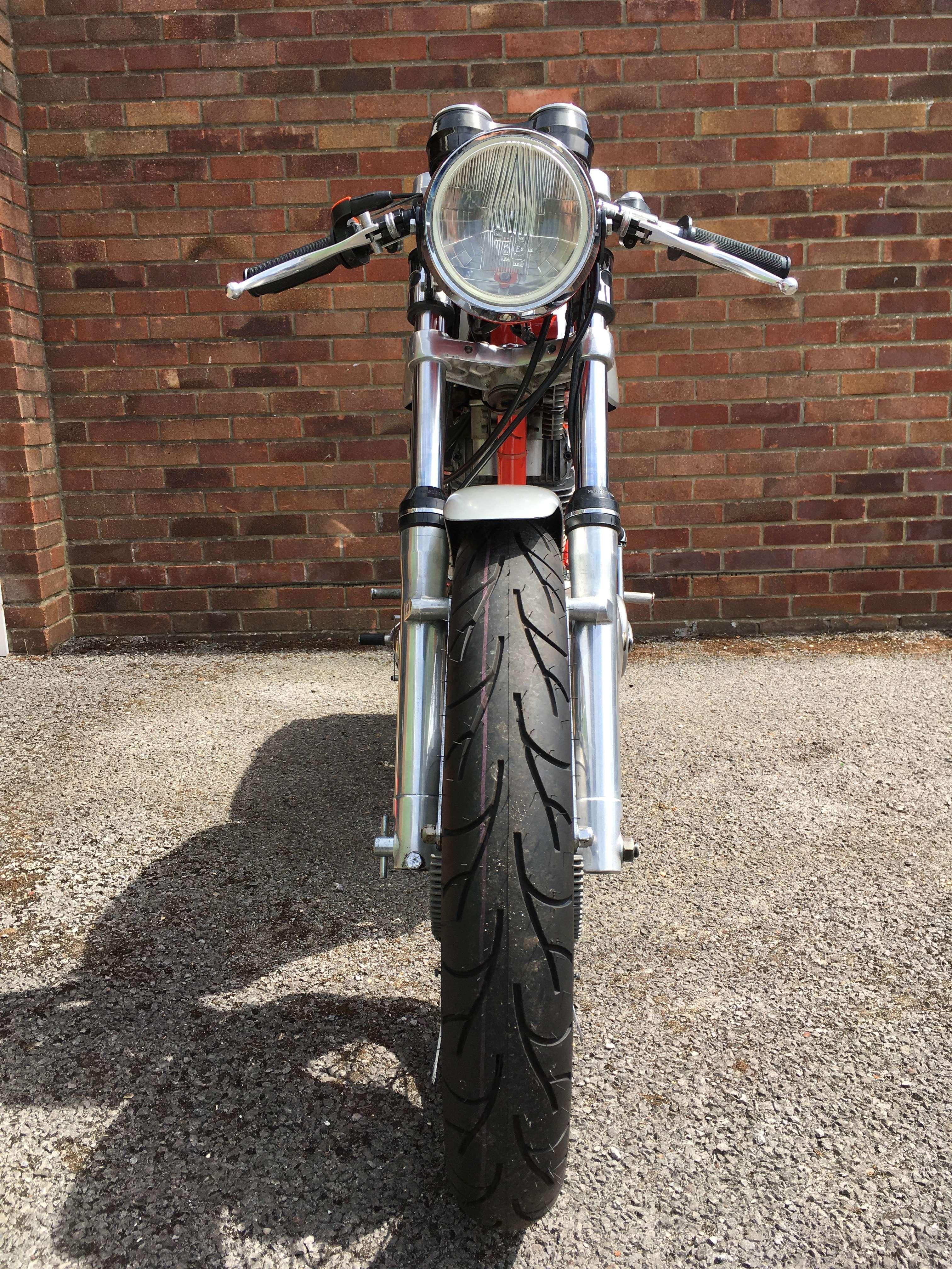 Ducati 450 Desmo 1972 3