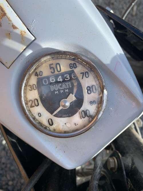 Ducati Monza Junior 160 for sale 9