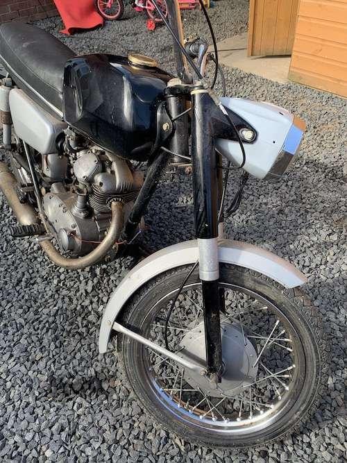 Ducati Monza Junior 160 for sale 5