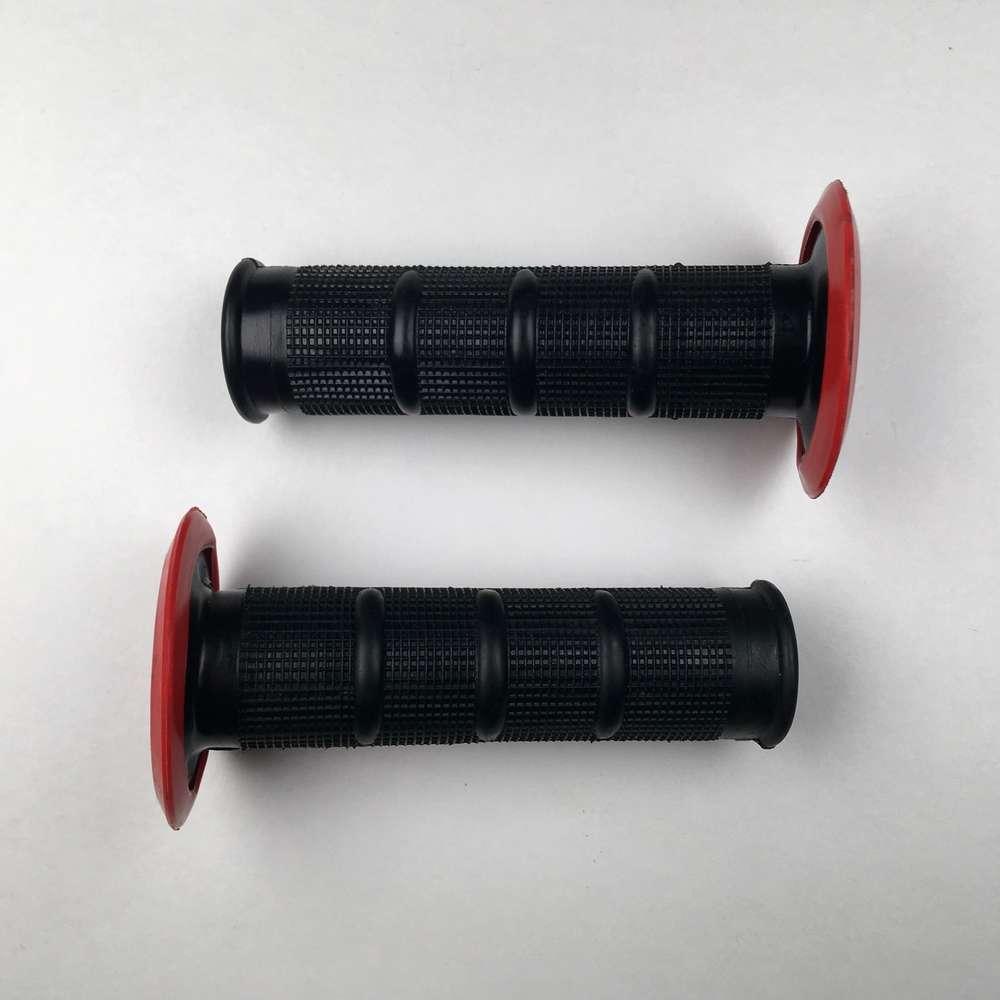 Ducati Red ring Handlebar Grips