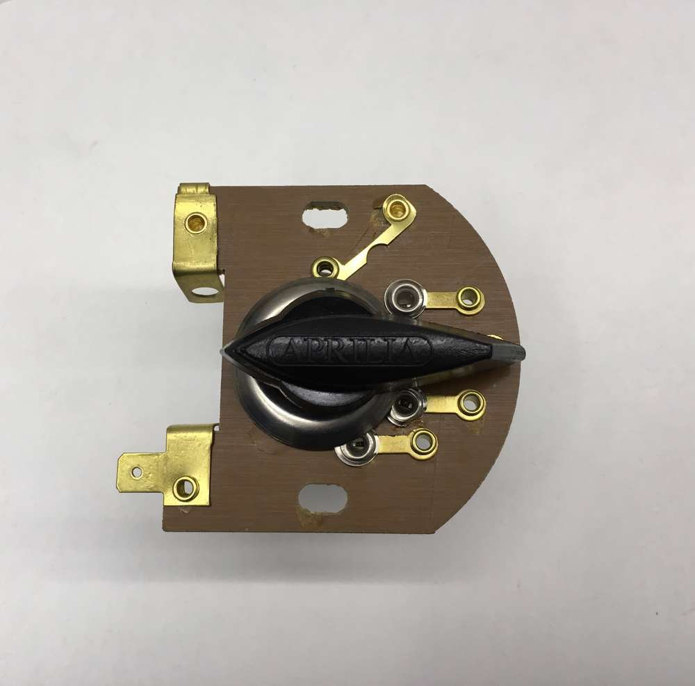 Aprilia light switch 1