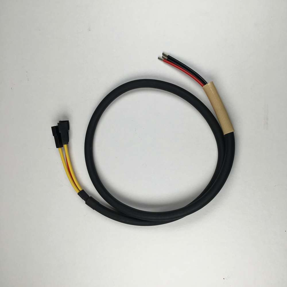 3 Wire generator cable