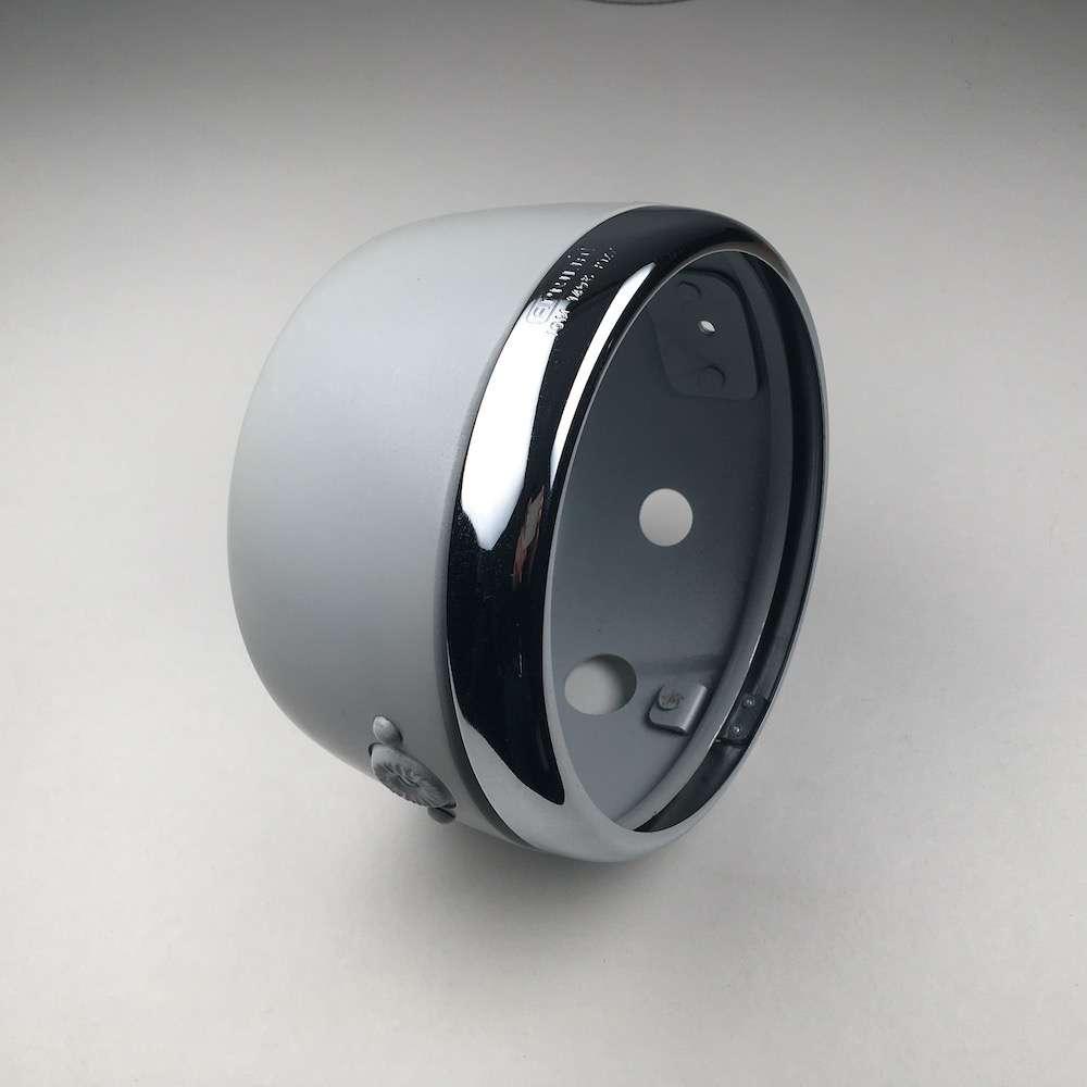 Ducati American Scrambler/Diana MK3 Headlight shell/rim (narrow case)