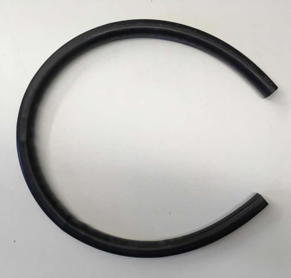 Crankcase oil breather pipe 90cm  (wide case)