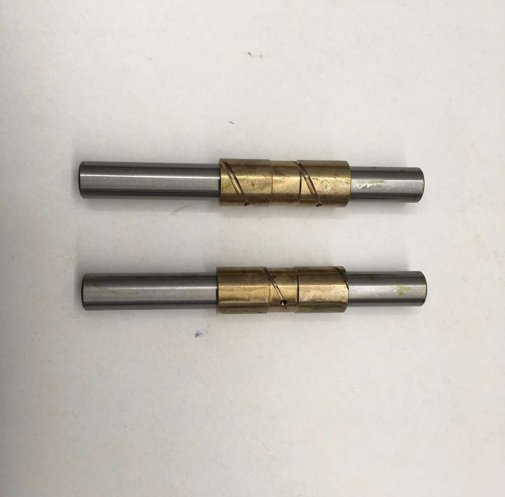 Ducati 8mm 450 non Desmo Rocker pins & Bushes