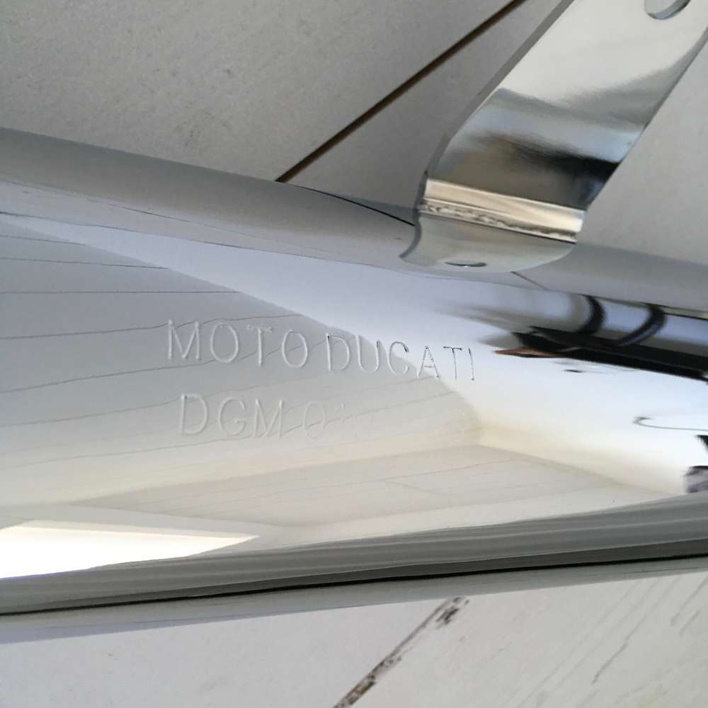 Ducati Desmo/Mk3/Scrambler Silencer