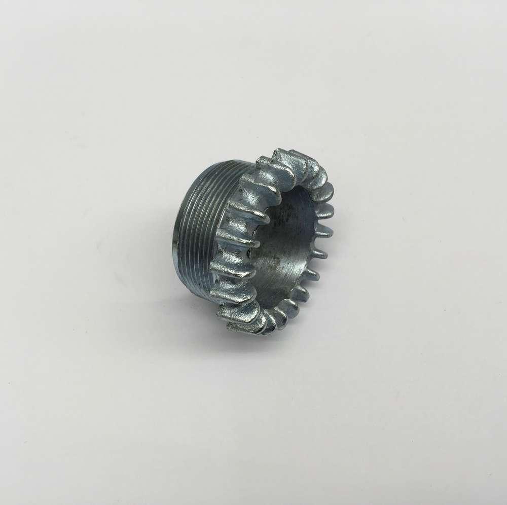 35mm Exhaust nut