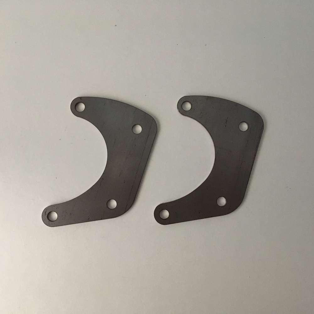 Engine plates  (narrow case)