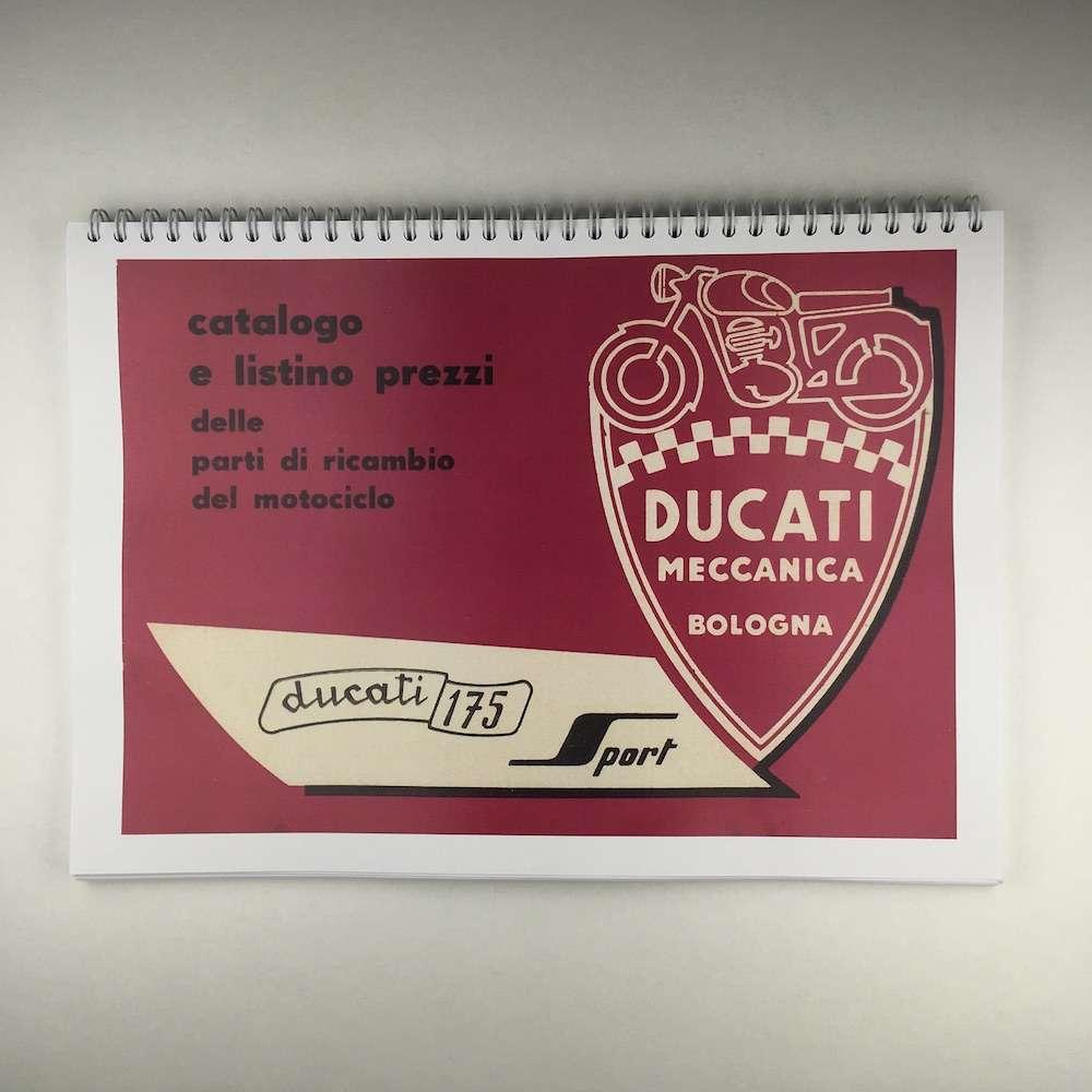 Ducati 175 Sport Parts catalogue