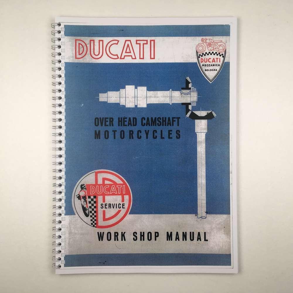 Ducati Workshop Manual 100-200