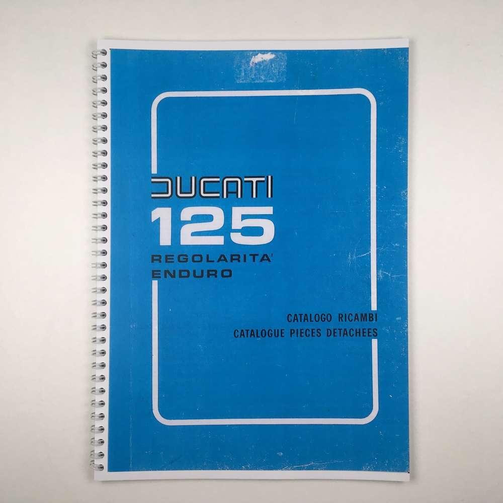 Ducati Regolarita Parts catalogue