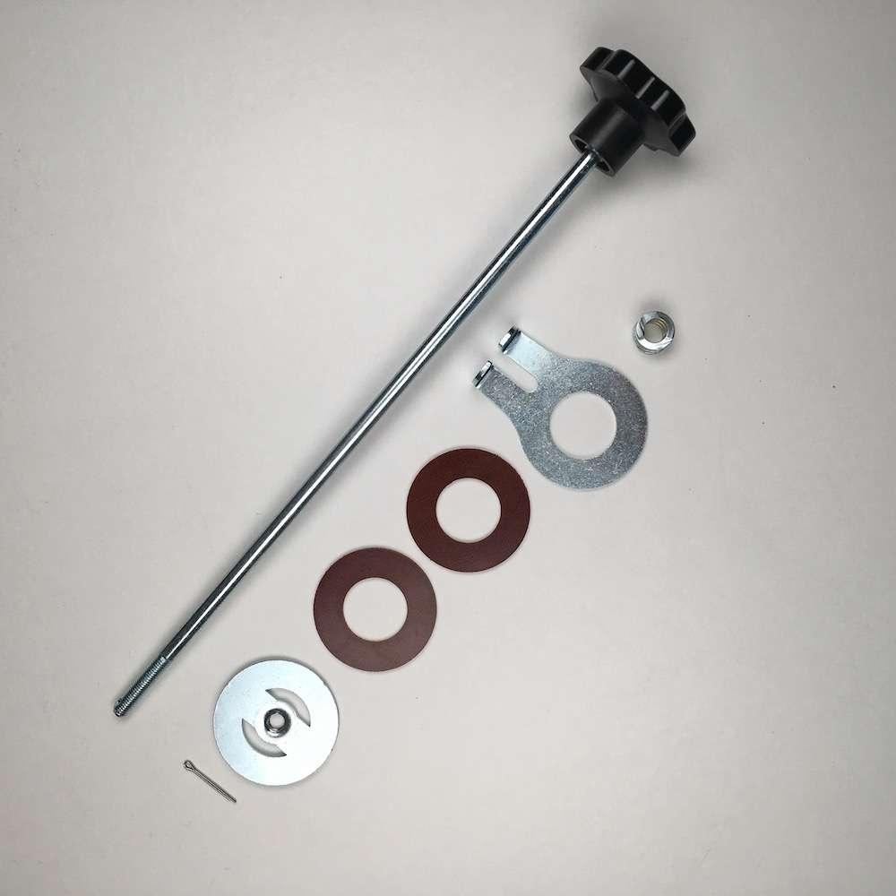 Widecase Damper rod kit