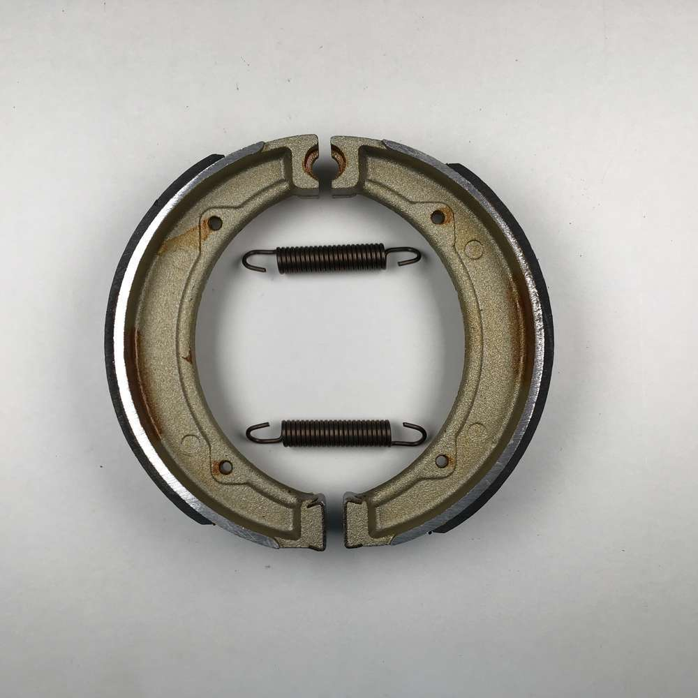 Front brake shoes OS