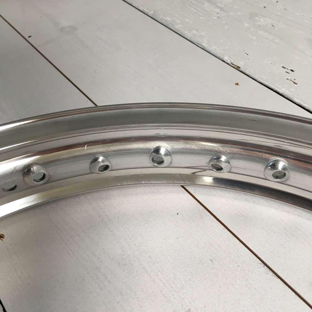 Borrani type Aluminium Rim 36x19 WM2