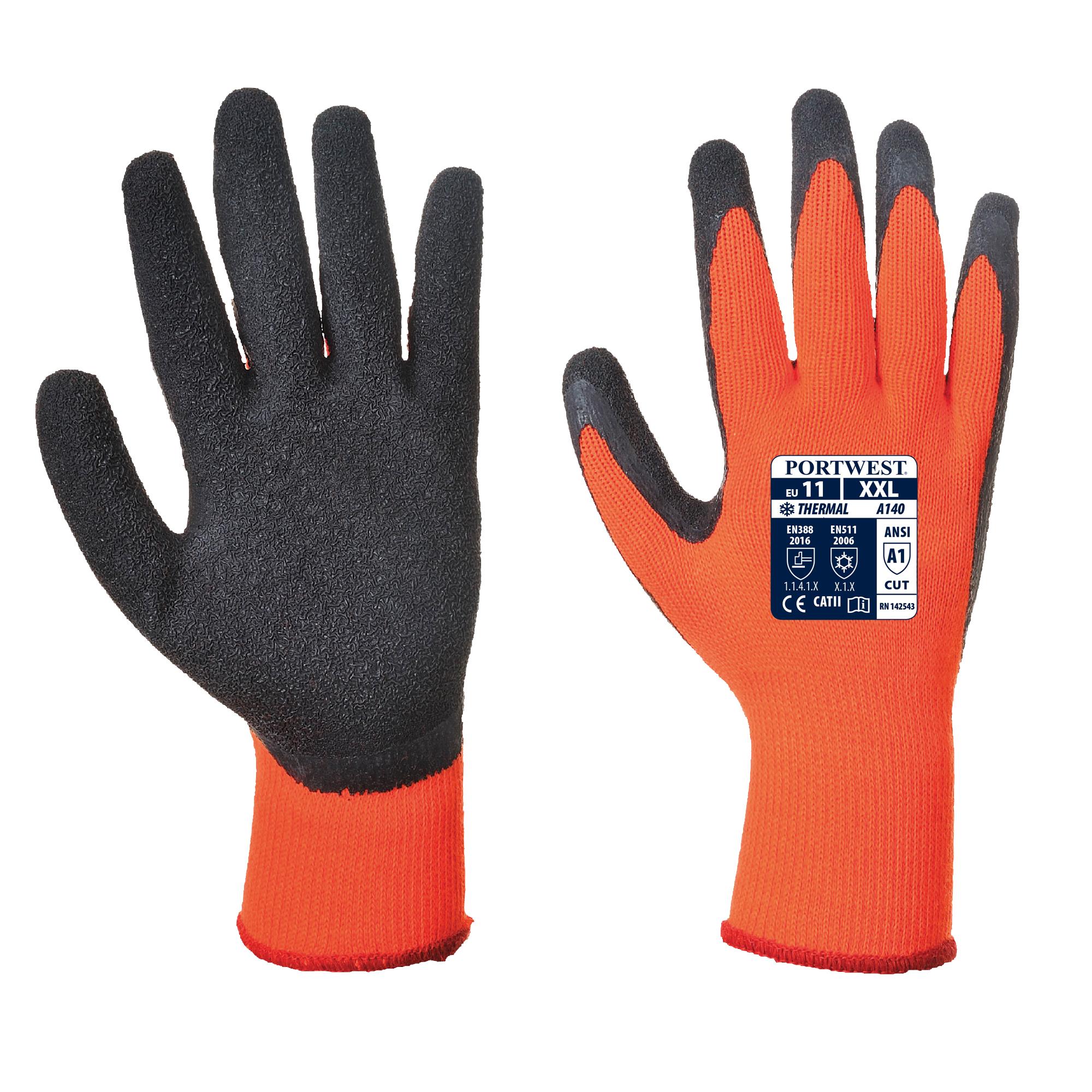 Thermal Grip Glove - Latex