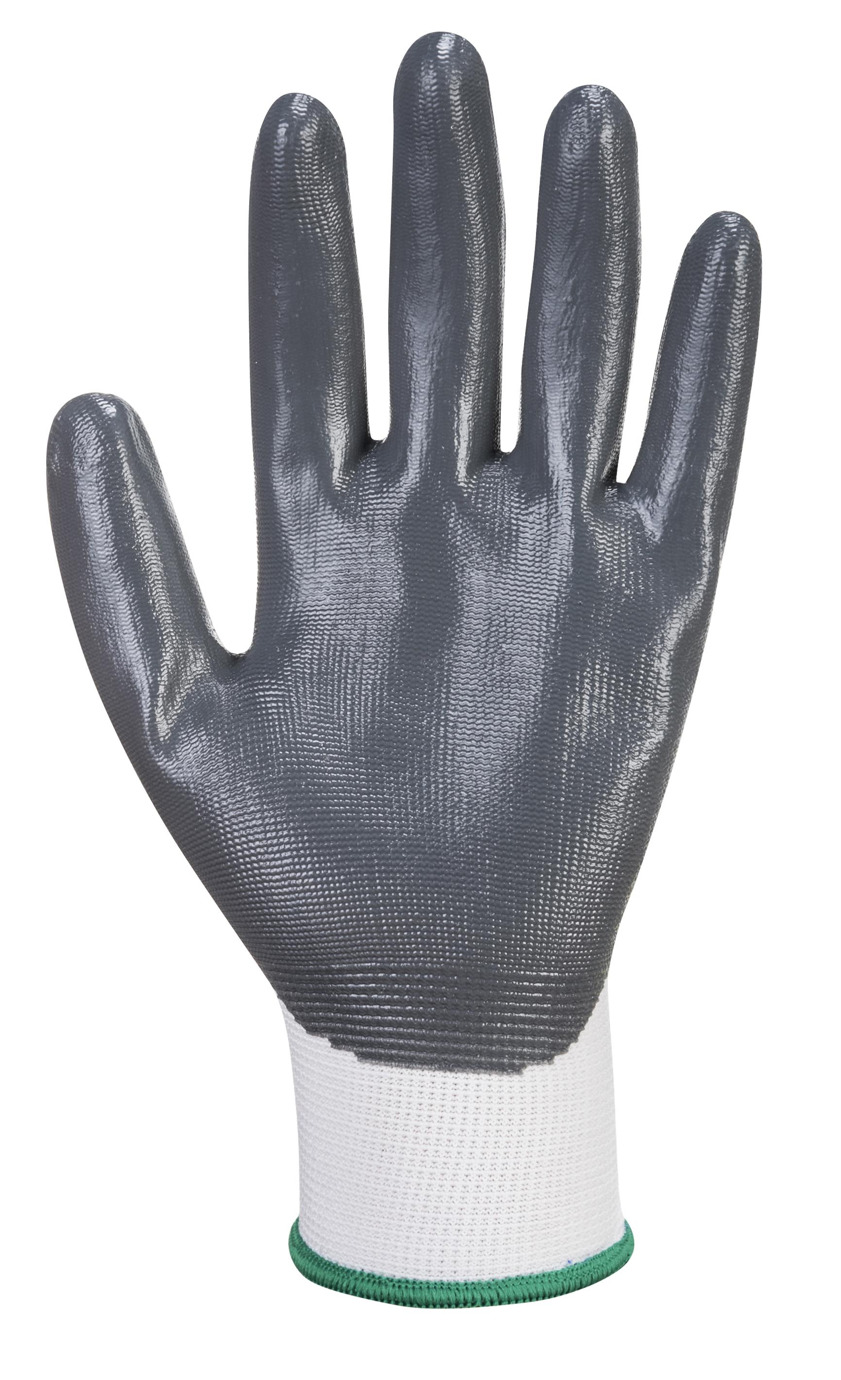 Flexo Grip Nitrile Safety Glove