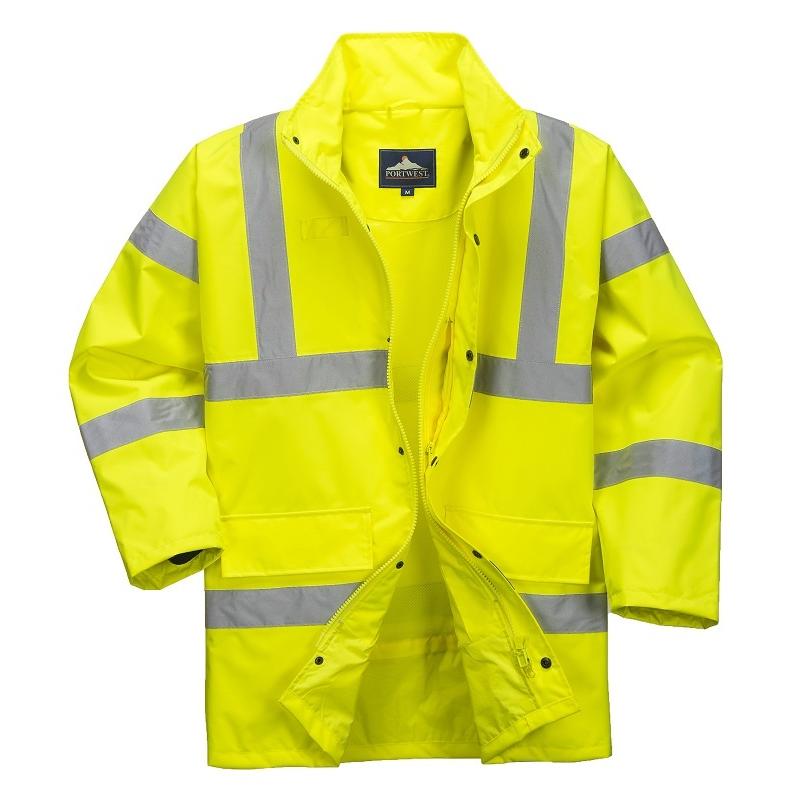 RT60 Hi-Vis Breathable Jacket