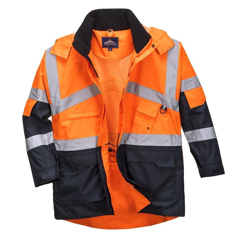 S760 Hi-Vis 2-Tone Breathable Jacket