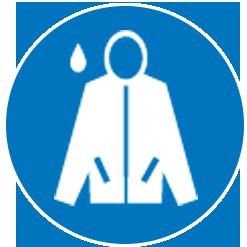 Blackburn - Work Rain-wear