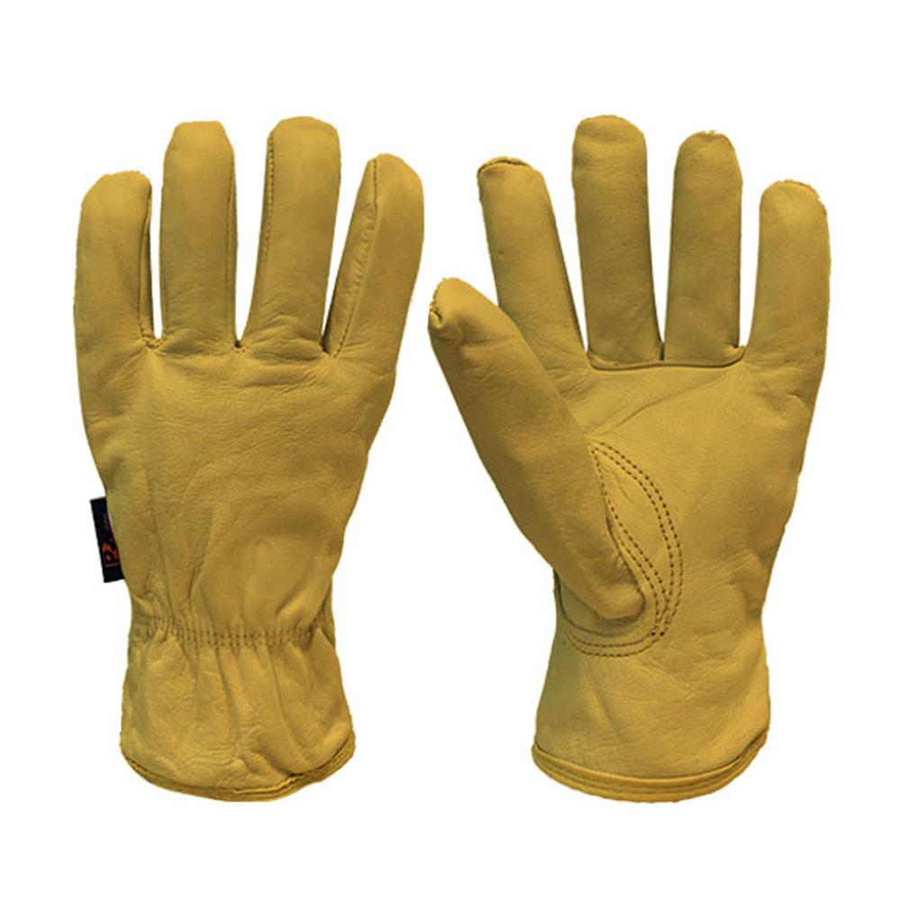 Gold Drivers Glove