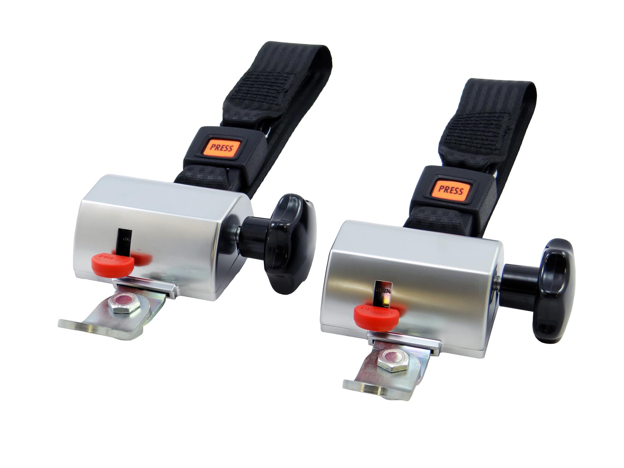 Wheelchair Restraints - ALR Retractable