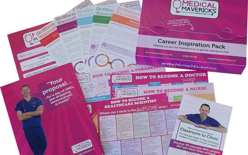 Medical Career Inspiration Pack