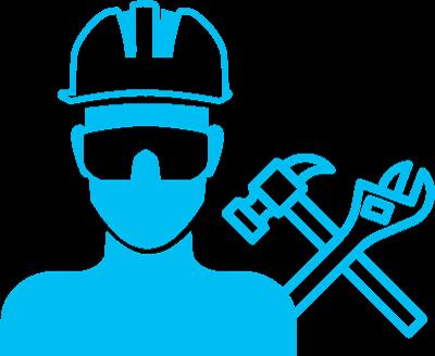 Technical engineering icon