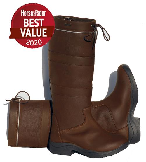 Elite Harlem Waterproof Country Boots