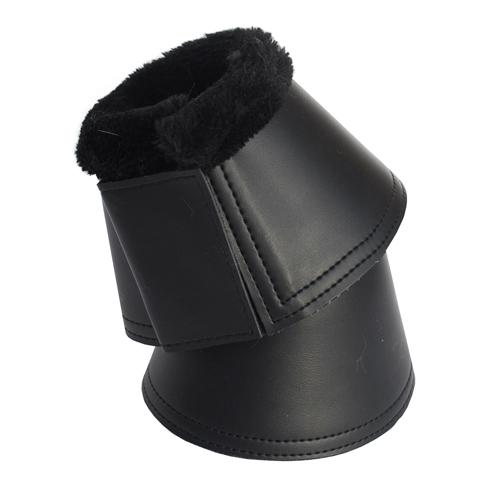 Fleece Trim Neoprene Over Reach Boots-PU Wrapped