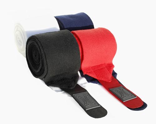 Fleece Stable/Travel Bandages-set of 4