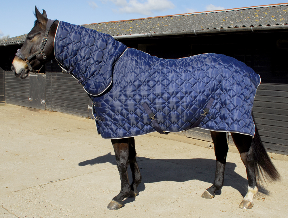 Texas Diamond Combo Stable Quilted Rug