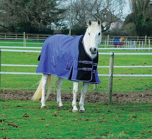 Elite Storm Rug With Waterproof Stretch Chest Panel-NECK COVER INCLUDED